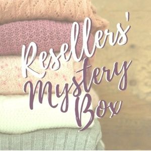 Mystery Box For Resellers, Lucky Brand!